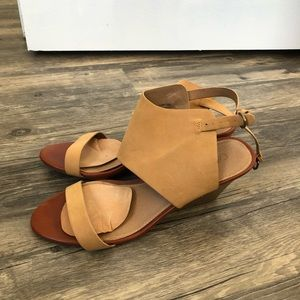 Shoes - Cute wedge sandals